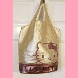 Hello Kitty Purse Bucket style